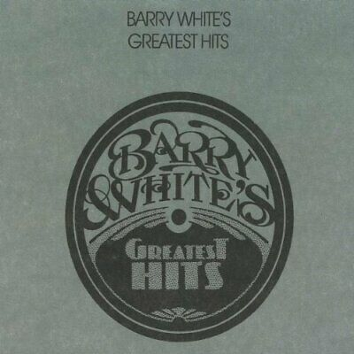 Barry White - Barry White'S Greatest Hits - Barry White CD C6LN The Cheap Fast