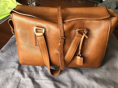 Mulberry Roxette tan large bag