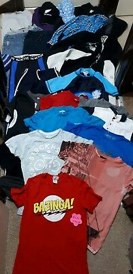 Huge Bundle Of Boys Clothes 11-12years #616 BIG BANG THEORY REGATTA ONEIL GEORGE