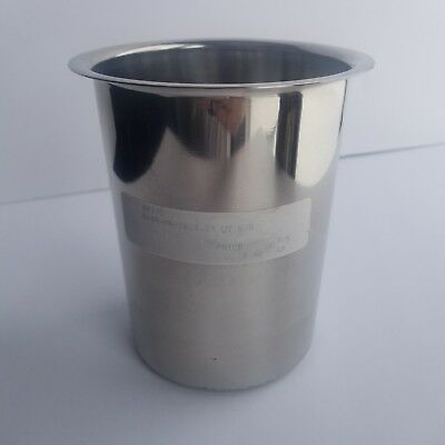 Royal Bain Marie 1.25 Quart Polished Stainless Steel