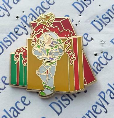 Disney DSF DSSH Toy Story Buzz Lightyear Toys for Tots 2015 LE 500 Pin