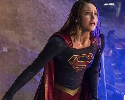 Melissa Benoist Rare New Supergirl Super Girl Tv Show 8X10 Photo
