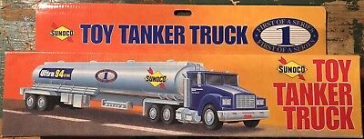 Sunoco Toy Tanker Truck 1994 Collector's Edition First In Series NIB