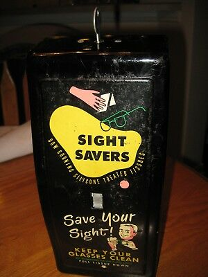 Eye Saver not coin operated vending machine
