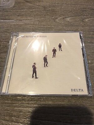 Mumford and Sons CD Delta - New sealed