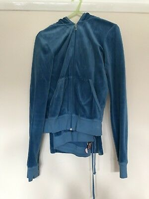 Juicy Couture Blue Tracksuit Size Medium