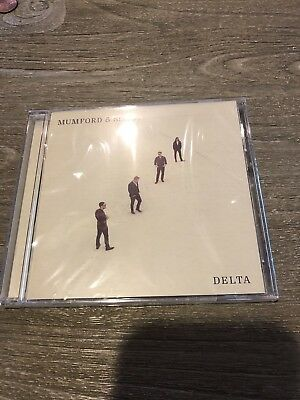 Mumford and Sons CD Delta - New sealed (Read Description)