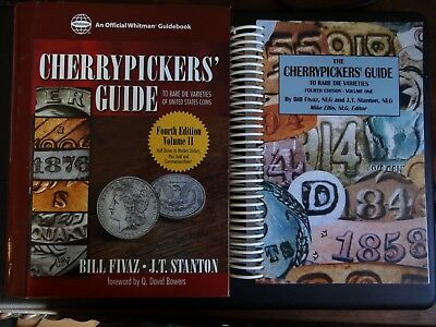 The Cherrypickers' Guide To Rare Die Varieties 4Th Edition Volume 1 And 2