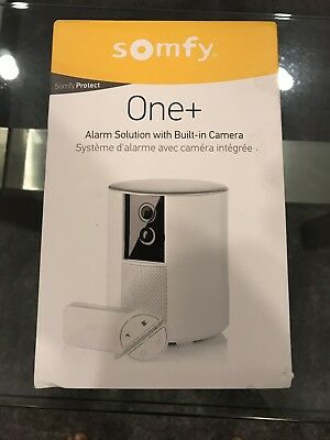 Somfy One+ Alarm Solution With In Built Camera