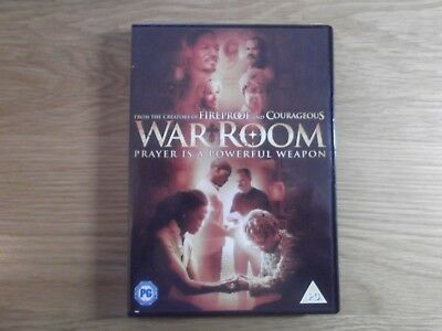 War Room Dvd Watched Once Excellent Condition
