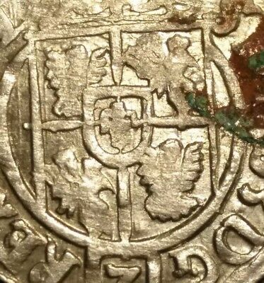 The 1622 SILVER Coin Ancient Pirate Shipwreck Treasure Chest Era Old Vintage US