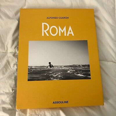 Roma Movie Assouline Alfonso Cuaron Book Devoted To New Film Roma