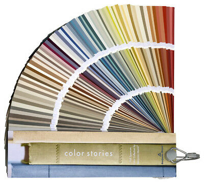 Benjamin Moore COLOR STORIES Color Paint Sample Fan Swatch M9700240SB NEW