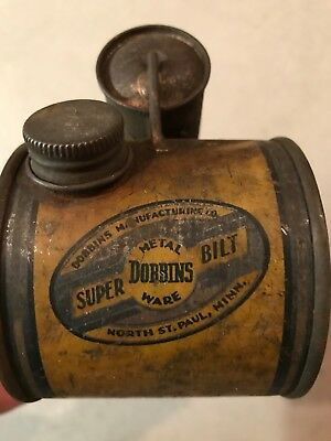 DOBBINS Super Bilt Bug Sprayer, Vintage, Wood Handle