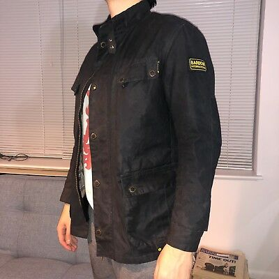 Men's Barbour Waxed Jacket