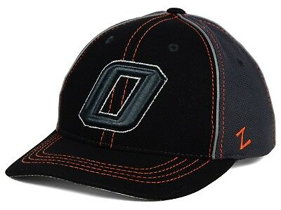 save off a9325 8663e Oklahoma State Cowboys Osu - Ncaa Zephyr Z Flex Fitted Black T-Storm Hat Cap