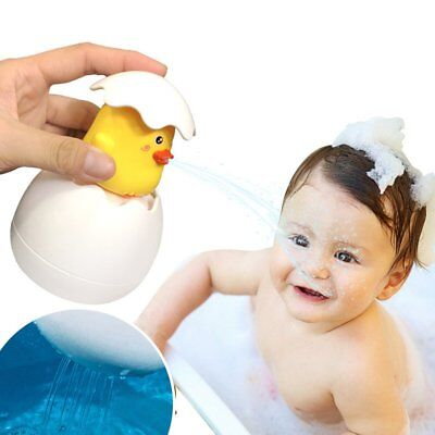 Children'S Bathing Cute Animal Shaped Swimming Floating Water Spray Toy DB
