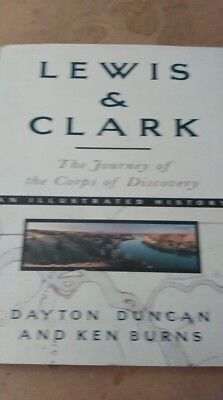 "Dayton Duncan & Ken Burns ""Lewis & Clark"" The Journey of the Corps of Discovery"