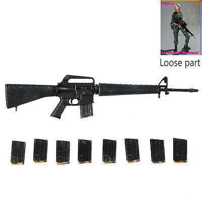 "1/6 ACE 13029 Playgirl Series US Vietnam War Play Company 12"" Figure M16A1 Rifle"