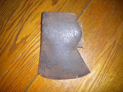 Vintage PLUMB 3 2 Single Bit Axe Head