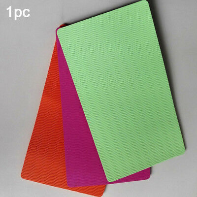 Knee Mat Pad for Dual Wheel Roller Abdominal Exercise Pilates Training Workout