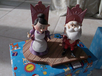 "Rudolph and the Island of Misfit Toys ""Have a holly, jolly Christmas"" by Enesco"