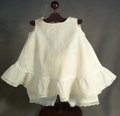 Antique Factory Made Doll Whites From American Character Composition Doll 1920's