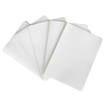 100 X Sheets A4 Dye Sublimation Heat Transfer Paper For Modal White T-Shirt Set