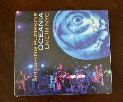 Oceania: Live in Nyc [Video] [ 2 Cds / 1 DVD] The Smashing Pumpkins (3 CD Set)