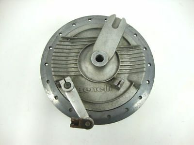 Tamburo Freno Anteriore Benelli 125 2C Front Brake Drum Mozzo Epoca 230 Mm