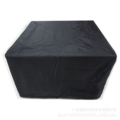 Waterproof Garden Patio Furniture Cover Rattan Table Square Cube Outdoor Cover A