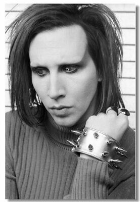 Poster Marilyn Manson pop singer Club Wall Art Print 219