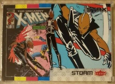 STORM 2018 Fleer Ultra X-Men 3 Card Character Set Lot (Top, Middle & Bottom)