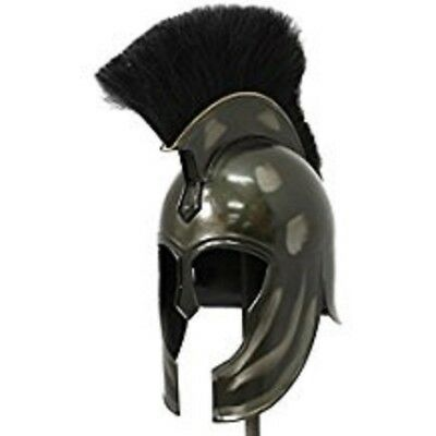 Medieval Collectible TROY HELMET Reenactment Larp SPARTAN SCA Armor Costume""
