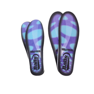 3D Arch Support Premium Orthotic Gel High Arch Support Insoles For Foot pain XBU