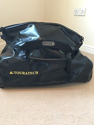 Touratech dry bag adventure rack-pack