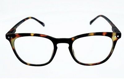 LUNETTE LOUPE LECTURE ECAILLE TORTUE HOMME FEMME DIOPTRIE +1.50 à +3.50