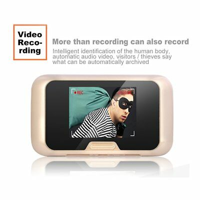 513A 3.0 Inch Peephole Door Viewer Infrared Night Vision Video VG