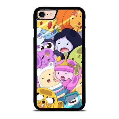 ADVENTURE TIME #1 iPhone 6/6S 7 8 Plus X/XS Max XR Case Cover