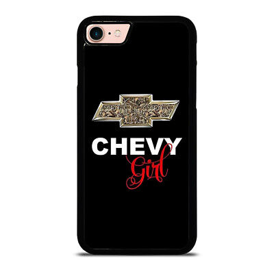 CAMO CHEVY GIRL #2 iPhone 6/6S 7 8 Plus X/XS Max XR Case Cover