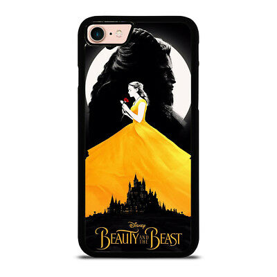 DISNEY BEAUTY AND THE BEAST iPhone 6/6S 7 8 Plus X/XS Max XR Case Cover