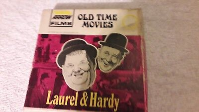 Laurel & Hardy super 8 film