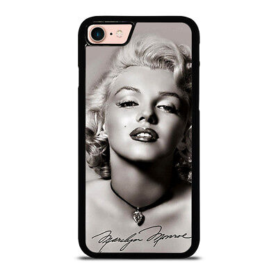 MARILYN MONROE POSE iPhone 6/6S 7 8 Plus X/XS Max XR Case Cover
