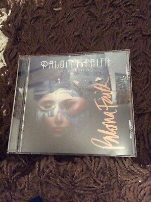 Paloma Faith- The Architect- Signed Cd Album
