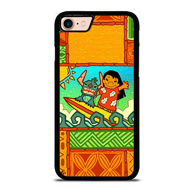 NEW LILO AND STITCH iPhone 6/6S 7 8 Plus X/XS Max XR Case Cover