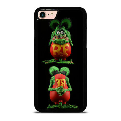 RAT FINK ICON iPhone 6/6S 7 8 Plus X/XS Max XR Case Cover