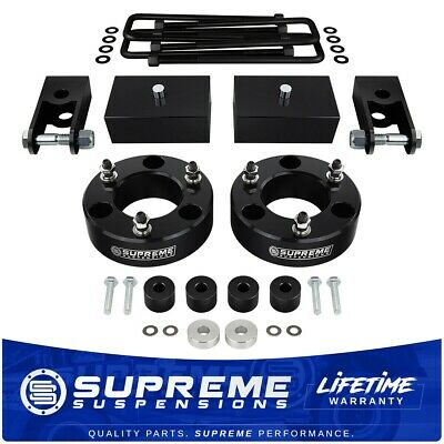 "3"" + 2"" Lift Kit + Sway Bar and Shock Extensions For 2012+ Nissan NV3500 Van 2WD"