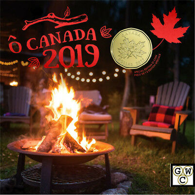2019 'O Canada' Gift Set of Coins (18672)