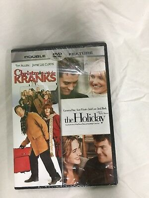 Christmas with the Kranks & The Holiday Double Feature DVD NEW