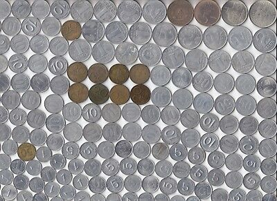 Germany Dem. Rep.  large lot of coins..............46